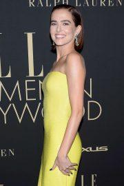 Zoey Deutch - ELLE's 26th Annual Women in Hollywood Celebration in LA