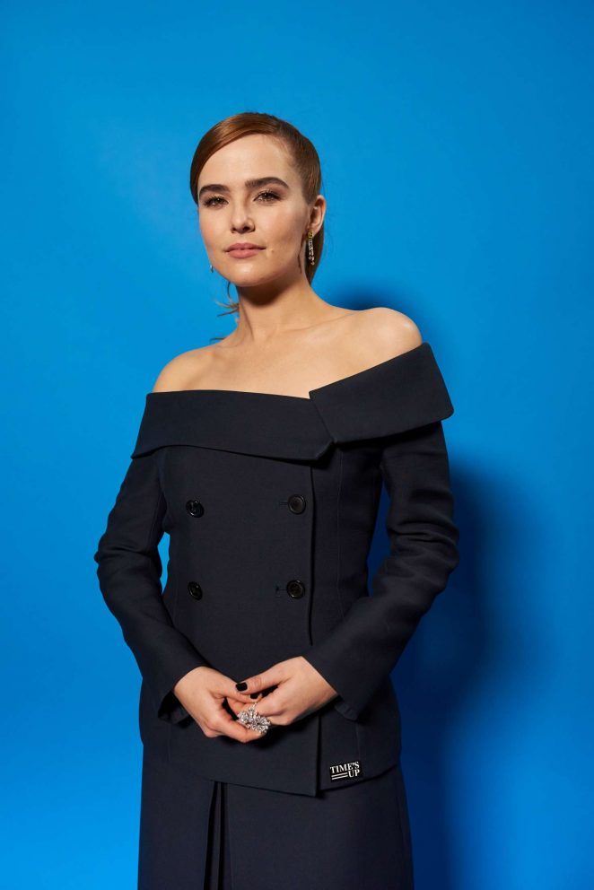 Zoey Deutch - Entertainment Weekly Photoshoot (March 2018)