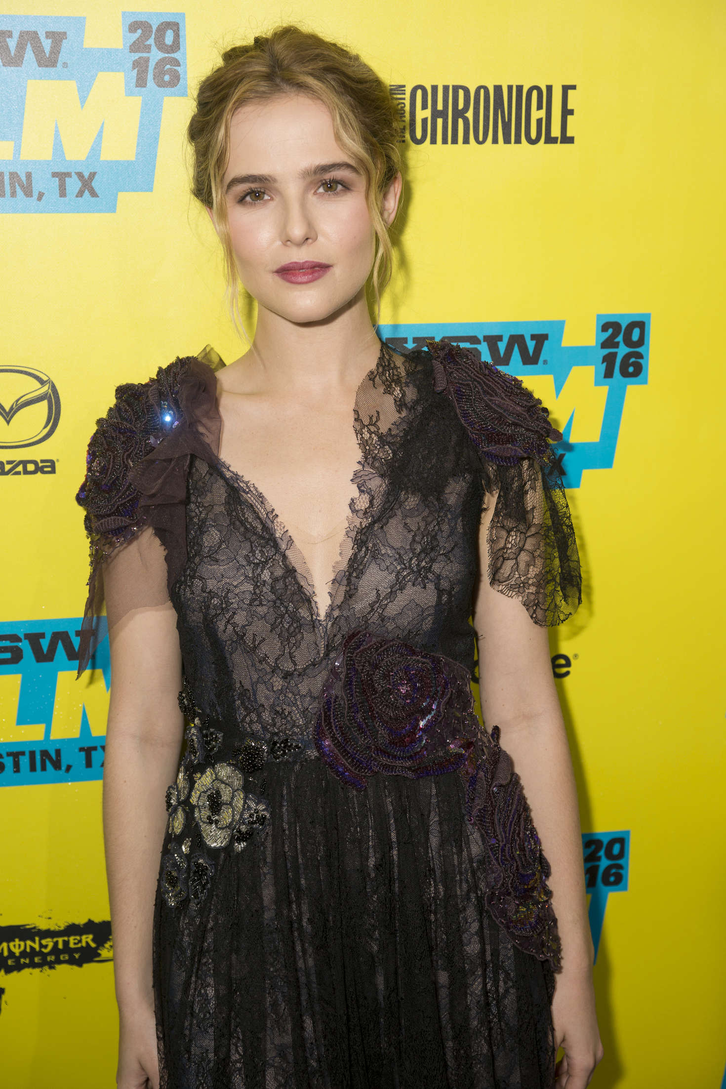 Zoey Deutch - 'Everybody Wants Some' Premiere at 2016 SXSW Film Festival in Austin