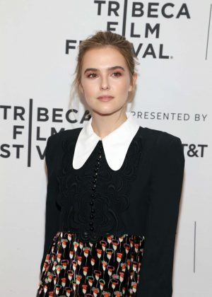 Zoey Deutch - 'Flower' Screening in New York