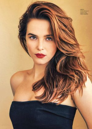 Zoey Deutch - Grazia Italy Magazine (October 2017)