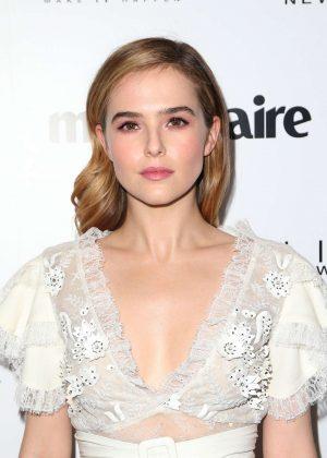 Zoey Deutch - Marie Claire Celebrates 'Fresh Faces' Event in LA