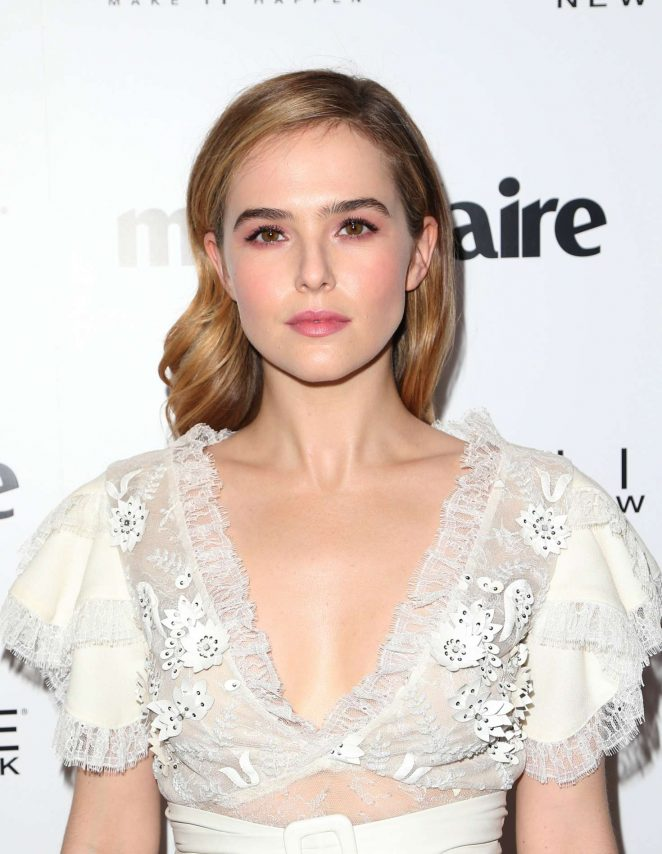 Zoey Deutch - Marie Claire Celebrates 'Fresh Faces' Event in LA