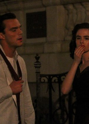 Zoey Deutch: On Rebel in the Rye -05