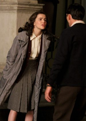 Zoey Deutch: On Rebel in the Rye -06