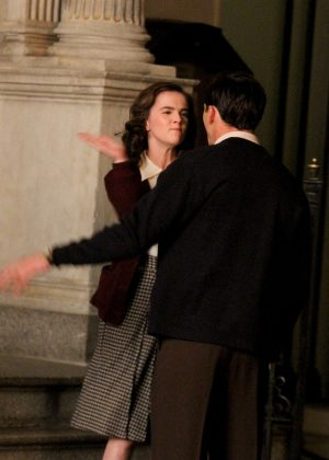 Zoey Deutch: On Rebel in the Rye -10