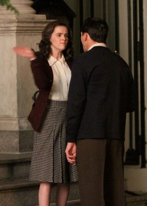 Zoey Deutch: On Rebel in the Rye -14