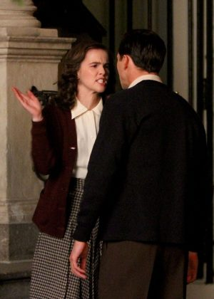 Zoey Deutch: On Rebel in the Rye -16