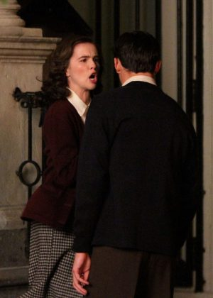 Zoey Deutch: On Rebel in the Rye -17