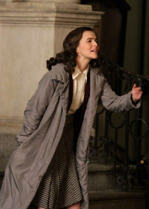 Zoey Deutch: On Rebel in the Rye -21