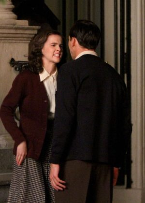 Zoey Deutch: On Rebel in the Rye -23