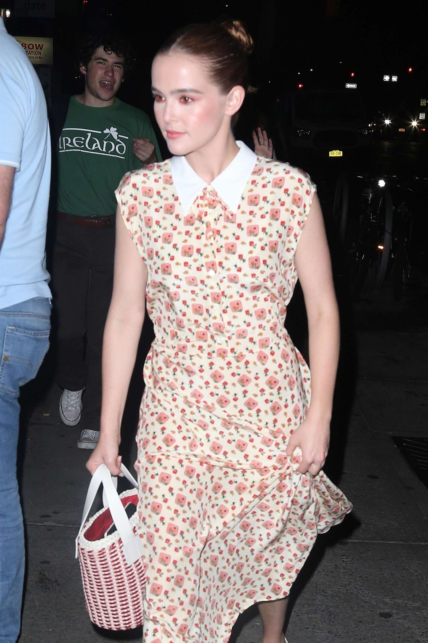 Zoey Deutch - Out in New York