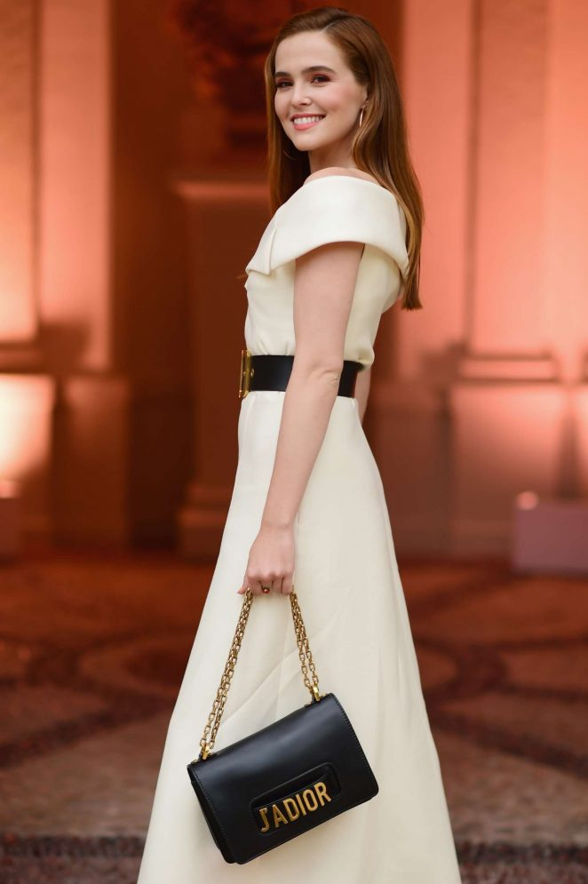 Zoey Deutch - Parfums Christian Dior Cocktail and Dinner in France