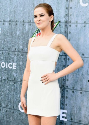 Zoey Deutch - Spike TV's Guys Choice 2015 in Culver City