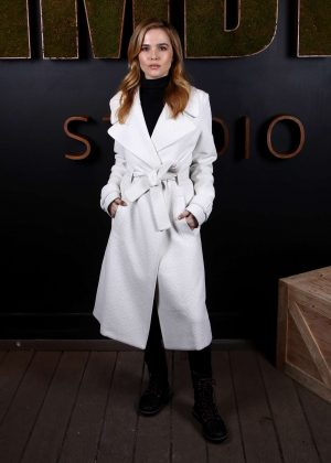 Zoey Deutch - The IMDb Studio at 2017 Sundance Film Festival in Utah