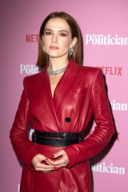 Zoey Deutch - 'The Politician' Premiere in London