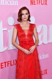 Zoey Deutch - 'The Politician' Season One Premiere in NYC