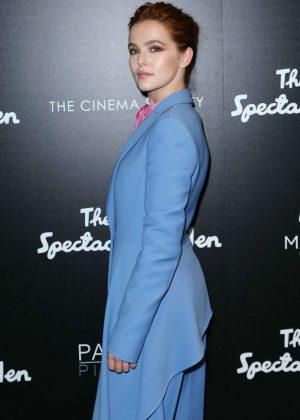 Zoey Deutch - The Year Of Spectacular Men - New York screening
