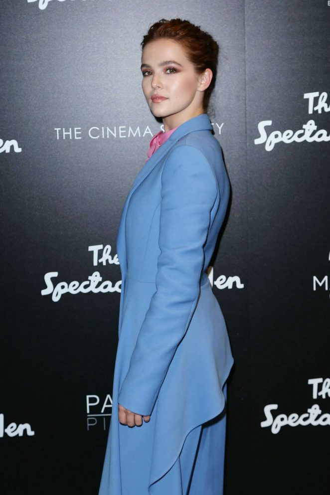 Zoey Deutch - The Year Of Spectacular Men - New York screening