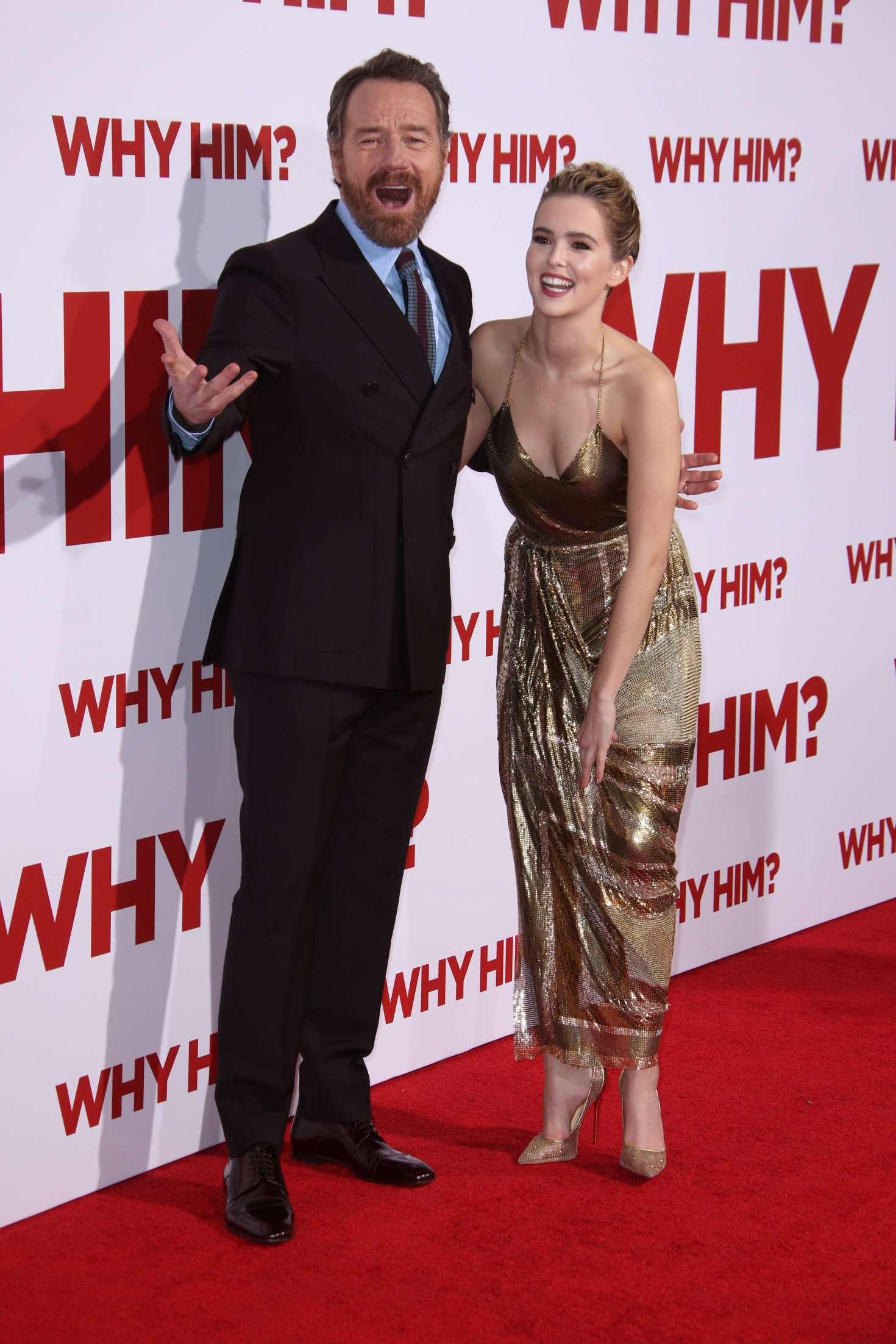 Zoey Deutch: Why Him L... James Franco