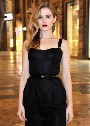 Zoey Deutch - Women In Film Max Mara Face of the Future Award Dinner in LA
