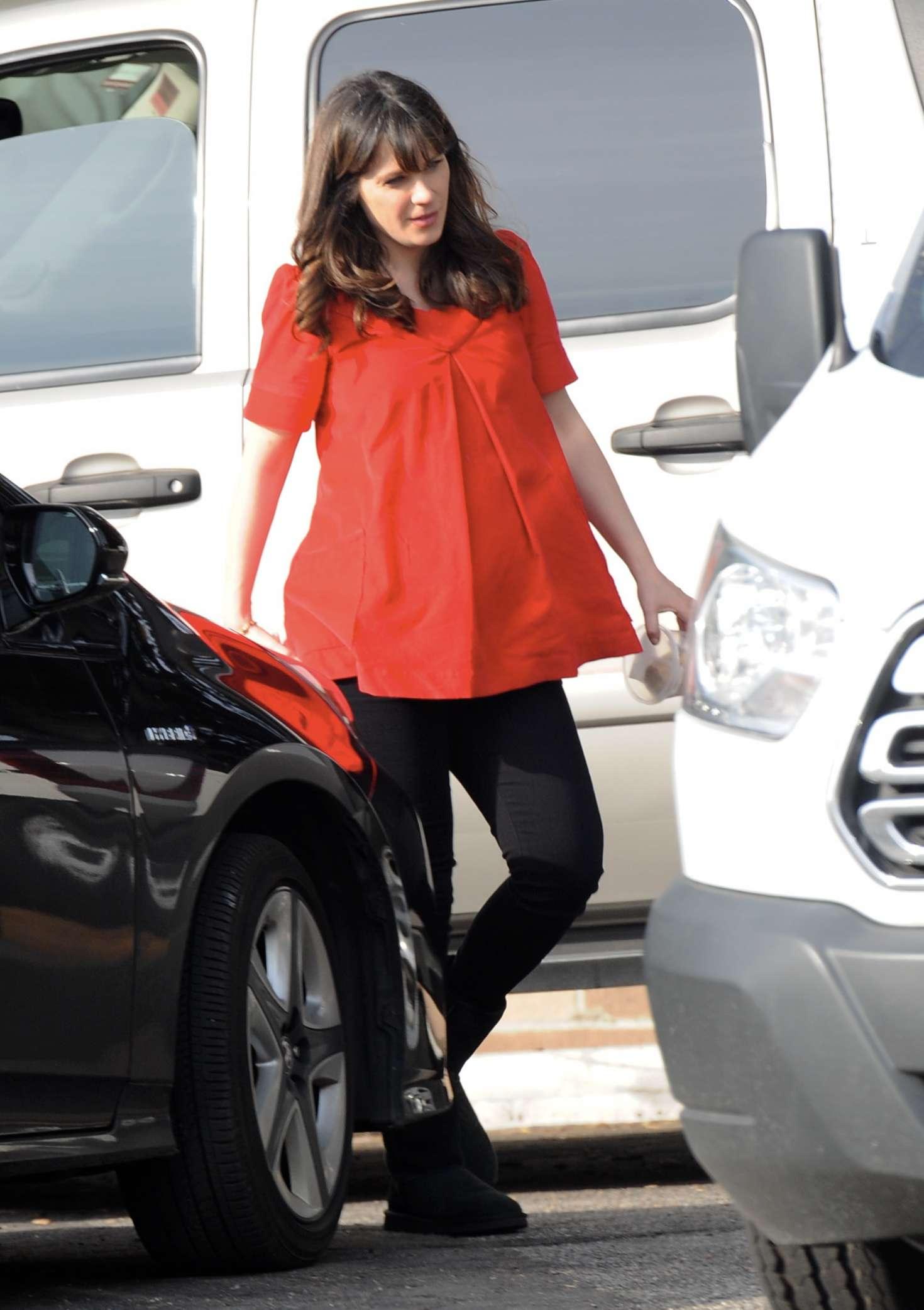 Zooey Deschanel Corset Dress - Zooey Deschanel Looks