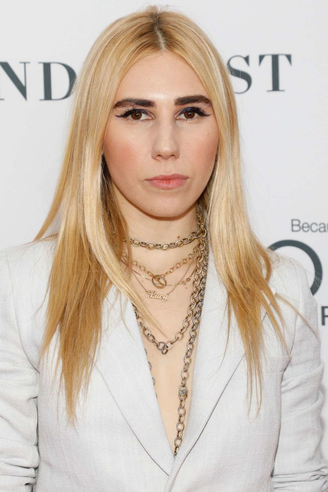 Zosia Mamet - 2017 Glamour Women of The Year Awards in NY