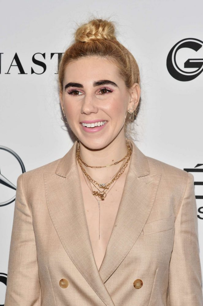 Zosia Mamet – 2018 Glamour Women of the Year Awards in NYC