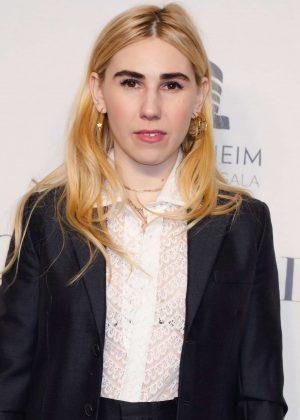 Zosia Mamet - 2018 Guggenheim International Gala in New York