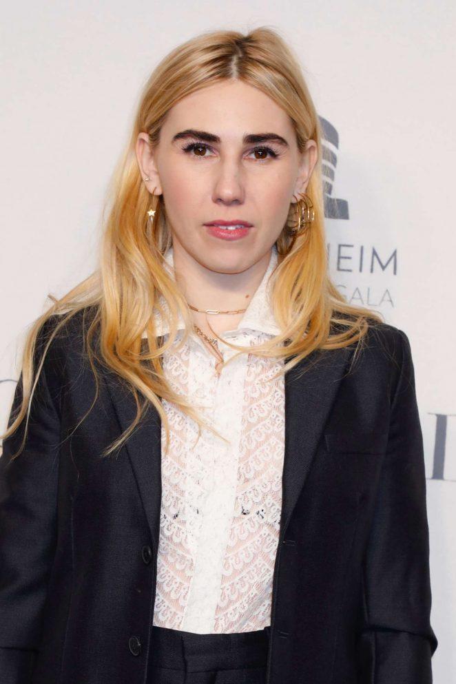 Zosia Mamet – 2018 Guggenheim International Gala in New York