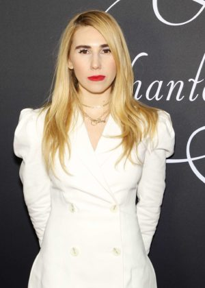 Zosia Mamet - 'Phantom Thread' Premiere in New York
