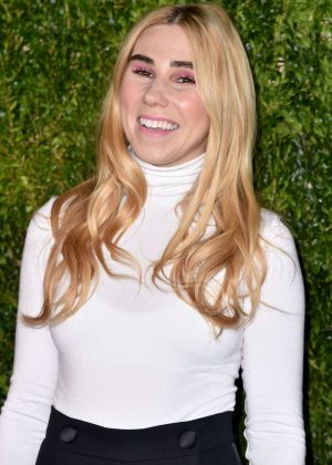 Zosia Mamet - Through Her Lens The Tribeca Chanel Women's Filmmaker Program Celebration in NY