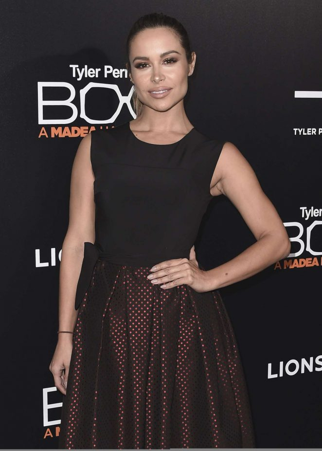 Zulay Henao - 'Boo! A Madea Halloween' Premiere in Hollywood