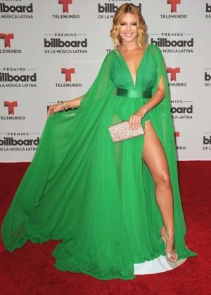 Zuleyka Rivera - Billboard Latin Music Awards 2016 in Miami