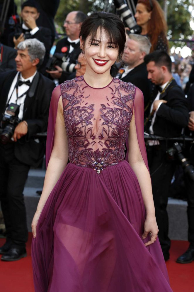 Zuo An Xiao - 'The Beguiled' Premiere at 70th Cannes Film Festival