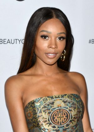 Zuri Hall - 5th Annual Beautycon LA Convention Center in LA