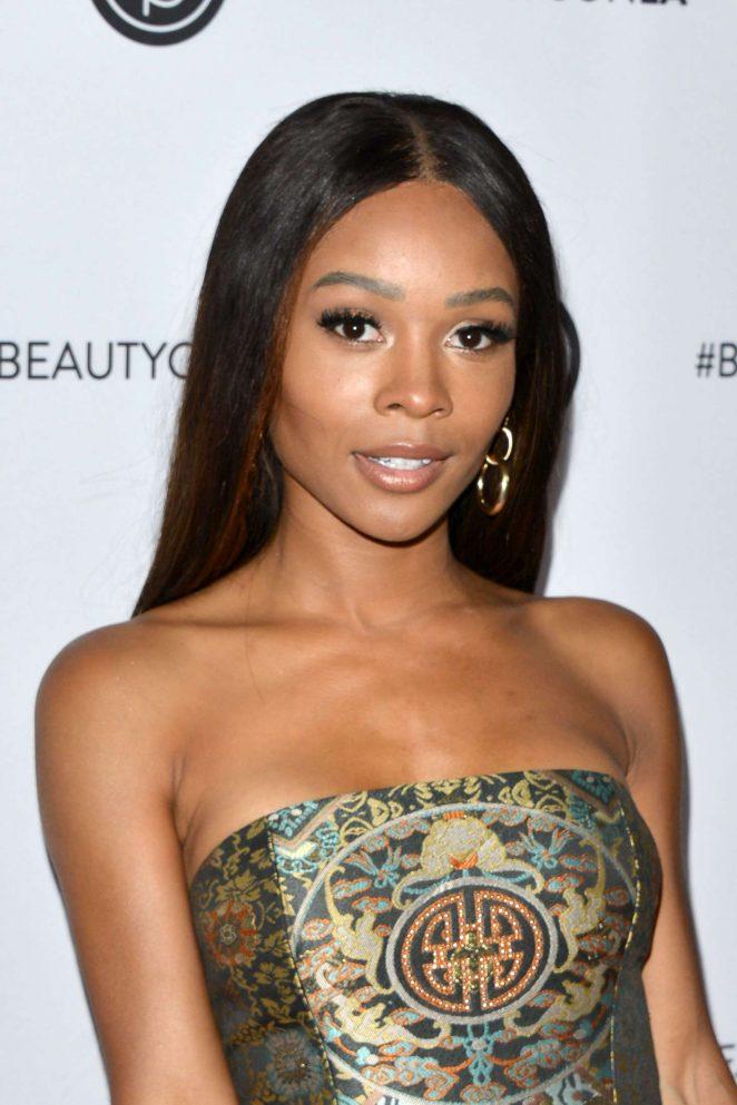 Zuri Hall - 5th Annual Beautycon LA Convention Center in LA