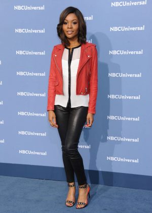 Zuri Hall - NBCUniversal Upfront Presentation 2016 in New York City