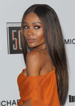 Zuri Hall – SI Fashionable 50 Party in LA