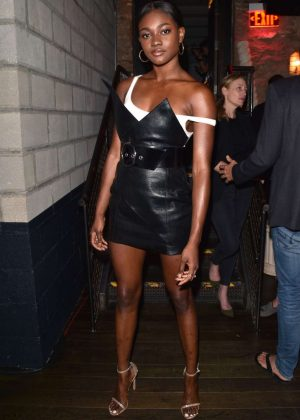 Zuri Tibby - A Decade Behind The Scenes At Victoria's Secret Fashion Show Book Launch In New York