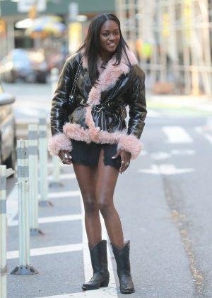 Zuri Tibby - Victoria's Secret office in New York