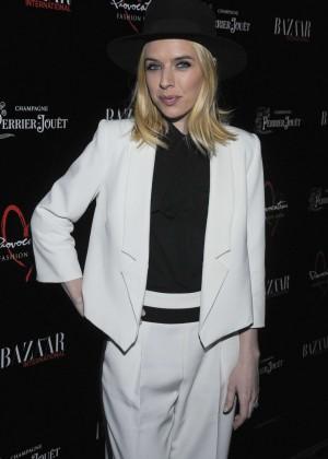 ZZ Ward - Harper's Bazaar International Celebrates Fashion + Cinema at Provocateur in New York