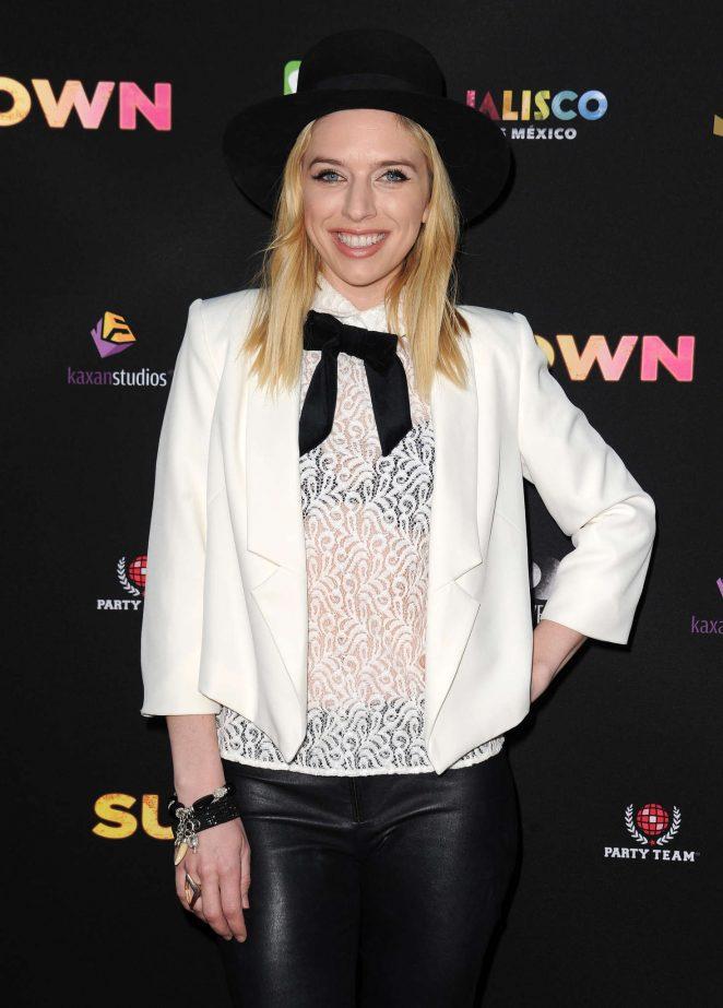 ZZ Ward - 'Sundown' Premiere in Hollywood