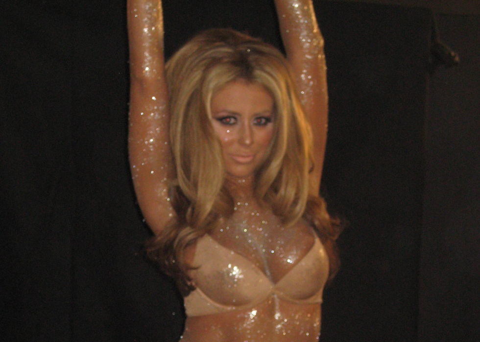 aubrey oday peep show nude photo