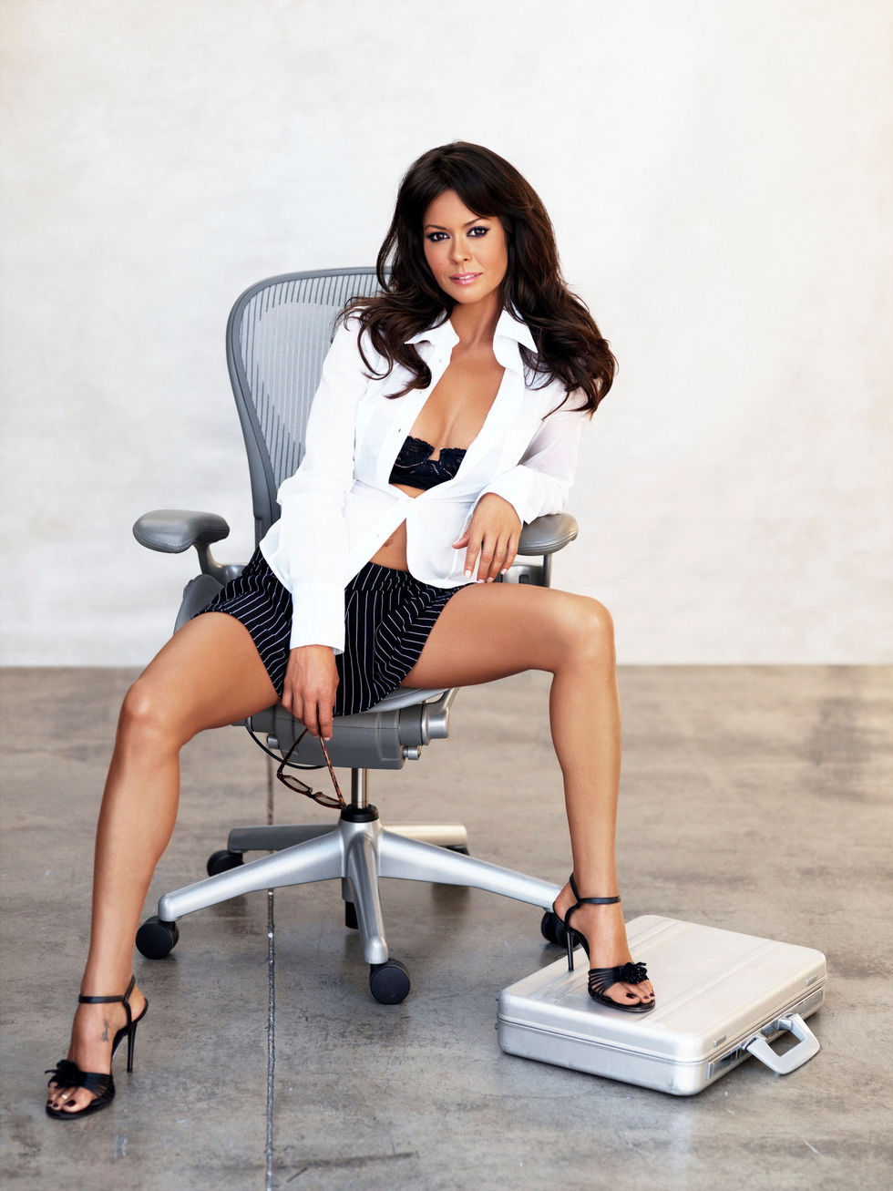 brooke burke photo shoot