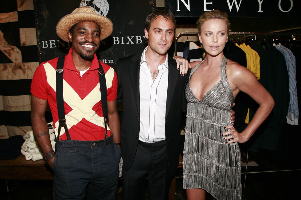 charlize-theron-andre-3000-benjamins-menswear-collection-launch-in-new-york-01