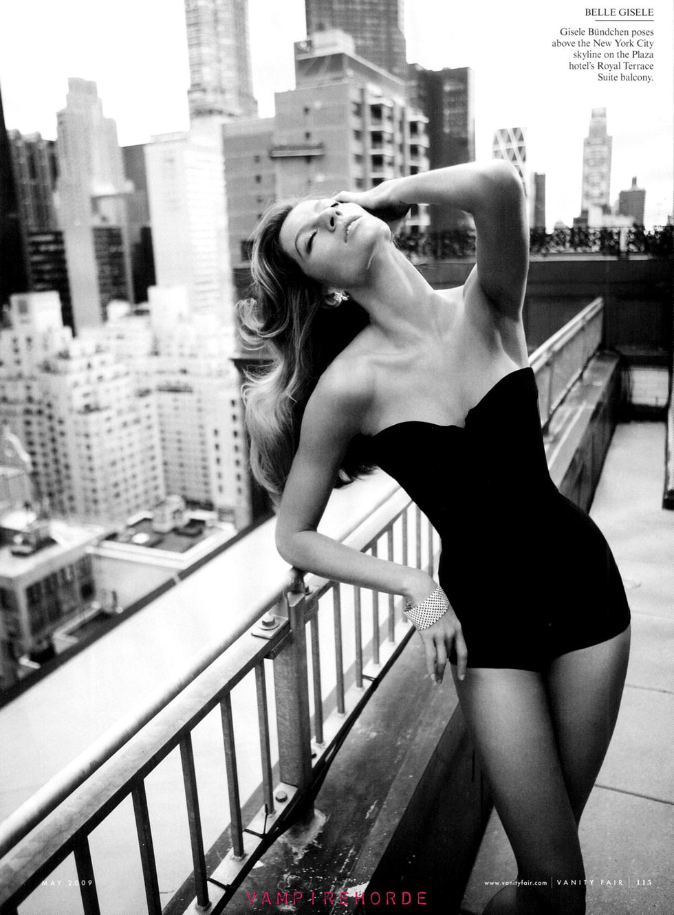 Gisele bundchen vanity fair may 2009 hq scans new pics