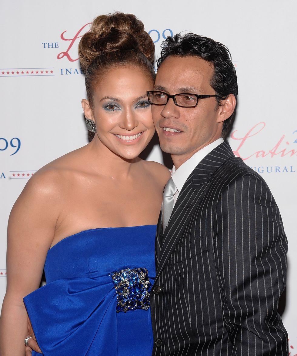 Jennifer Lopez - 2009 Latino Inaugural Gala