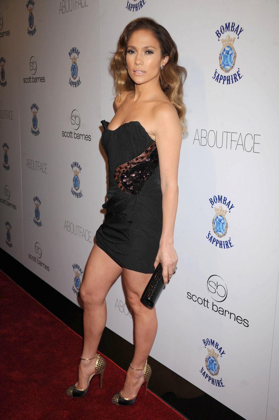 Jennifer Lopez - Scott Barnes'