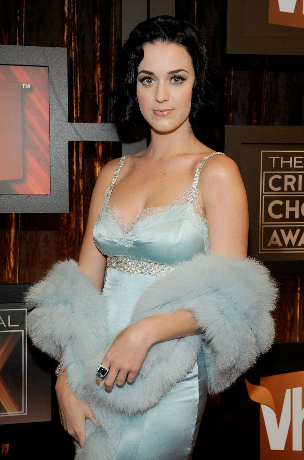 katy perry 14th annual critics